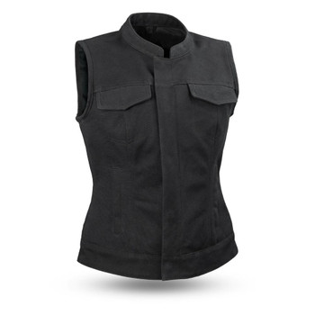 First Mfg - Women's Ludlow Canvas Vest