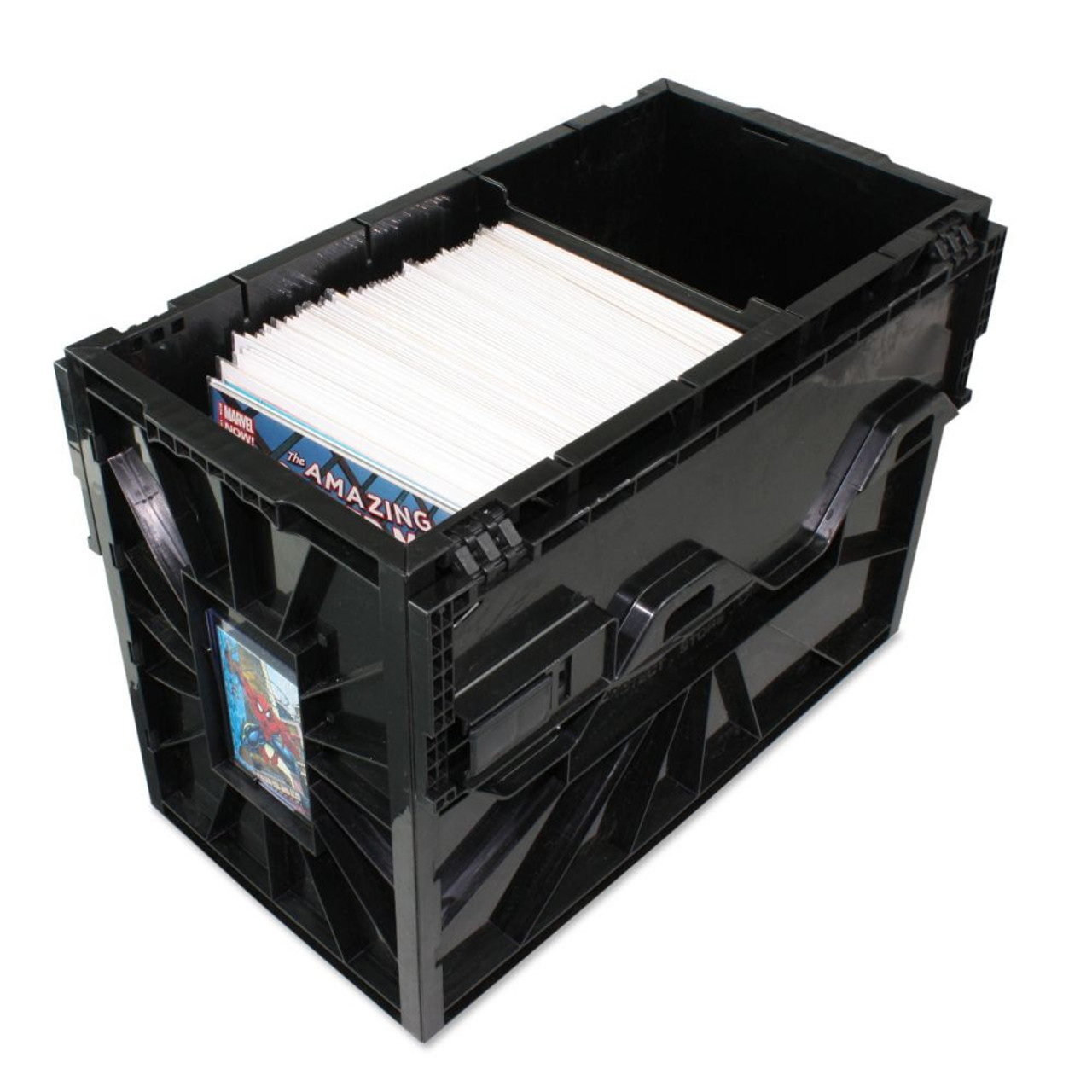 BCW Comic Book Short Box Storage Bin. The Collectors Resource
