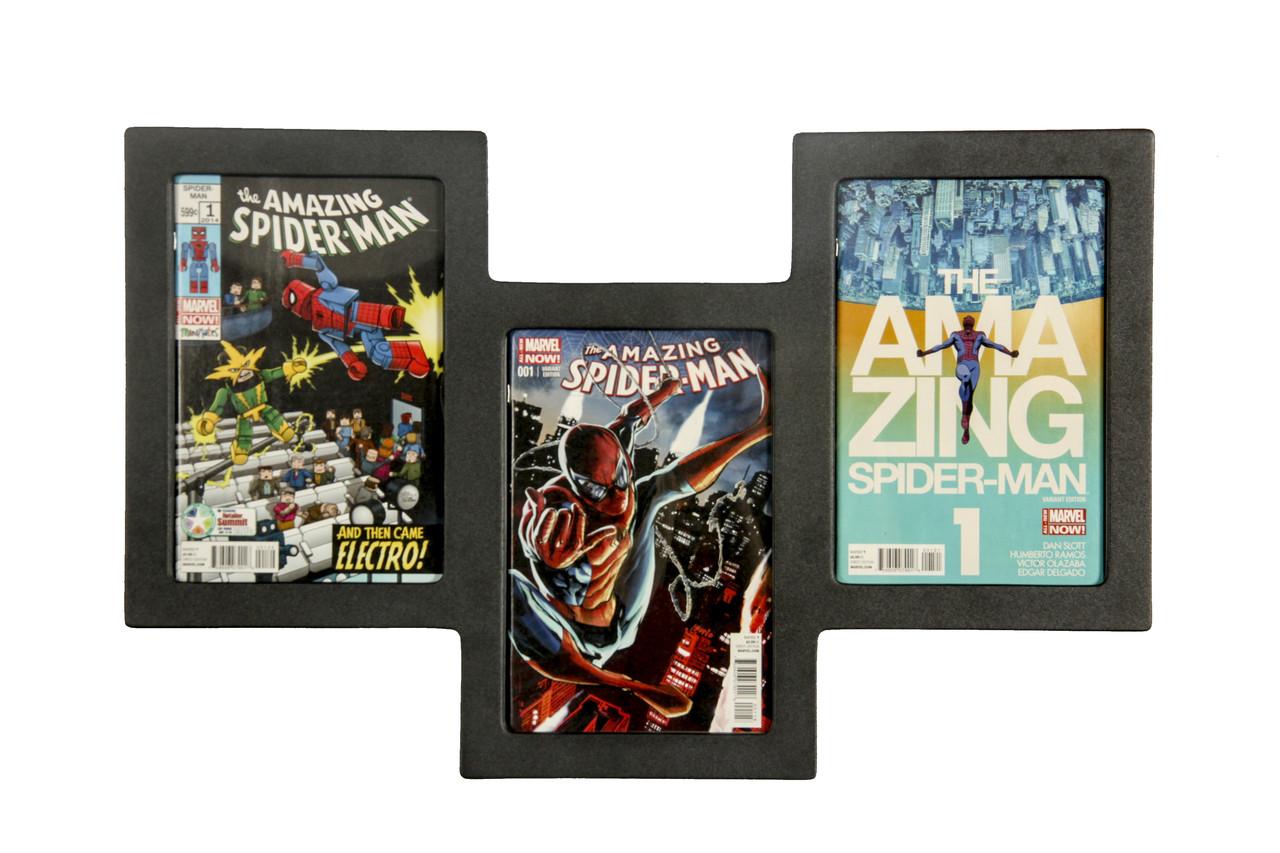 Triple Comic Book POD
