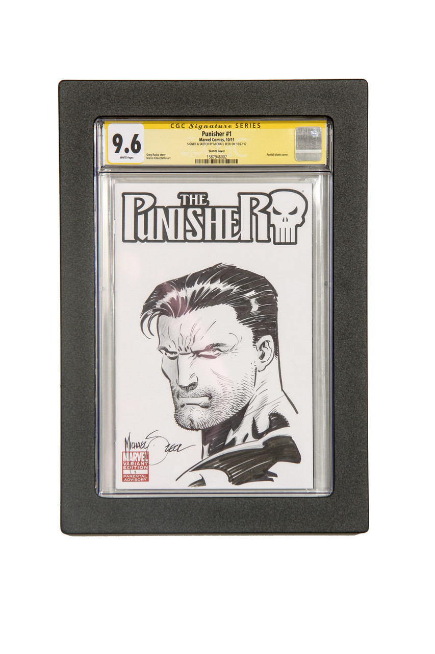 Graded Comic Book POD, frame for CGC and CBCS  slabs. The Collectors Resource