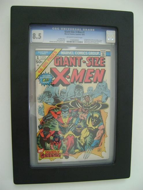 Graded Golden Age Comic Book POD Museum Edition