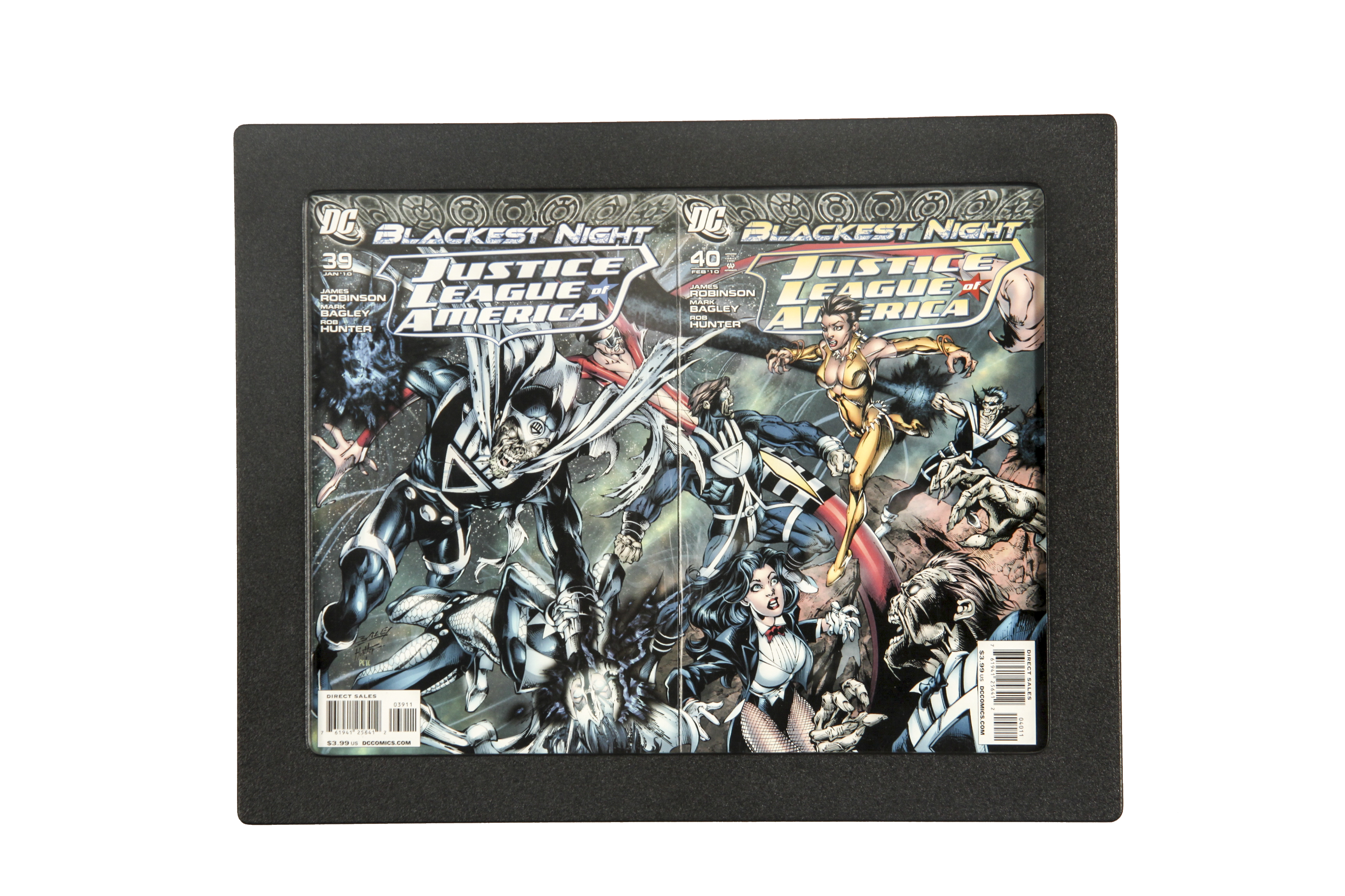 Comic Book Frames and Displays from The Collectors Resource