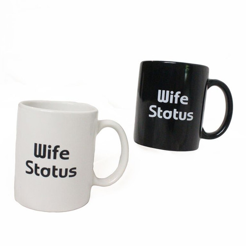 Wife Status Coffee Mugs