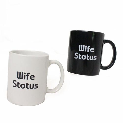 Wife Status Coffee Mugs