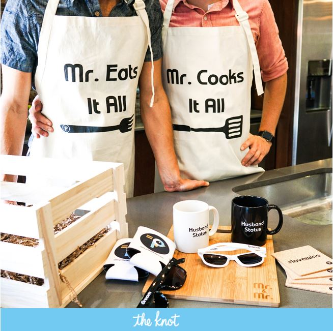 Seen on TheKnot.com- Best Gay Wedding Gift Ideas