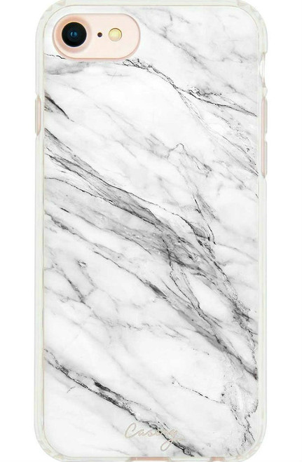 Casery | Phone Case | White Marble