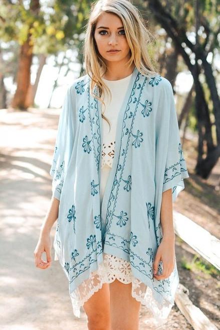 The Trish Kimono