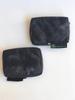 NORM Rear rest front and back in black Kryptek fabric