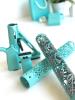 Tiffany Blue Diamond hand guard with MOE set
