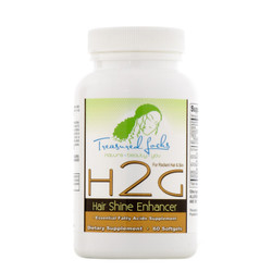 Treasured Locks H2G Hair Shine Supplement