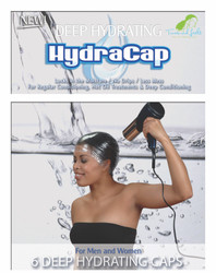HydraCap Deep Hydrating Conditioning Cap is perfect for conditioning your hair