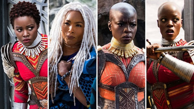 Will Black Panther Inspire a New Generation to Go Natural?