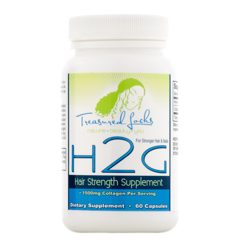 Treasured Locks H2G Hair Strength Supplement