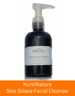 HumiNature Skin Solace Facial Cleanser