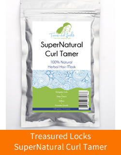 Treasured Locks Supernatural Curl Tamer