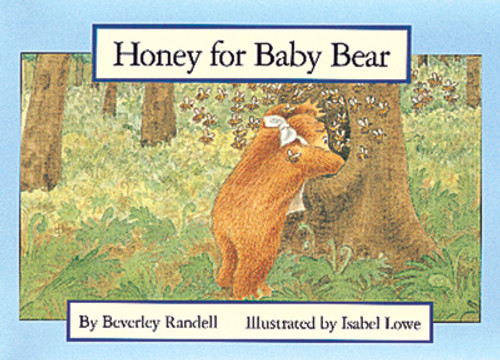 PM Library Blue Honey for Baby Bear Lvl 9