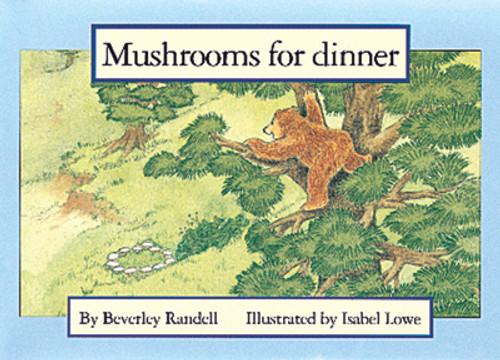 PM Library Blue Mushrooms for Dinner Lvl 11