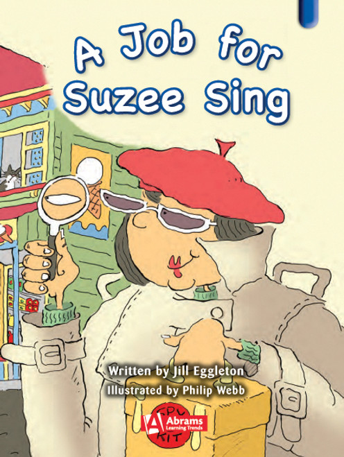 Key Links Literacy Blue A Job for Suzee Sing