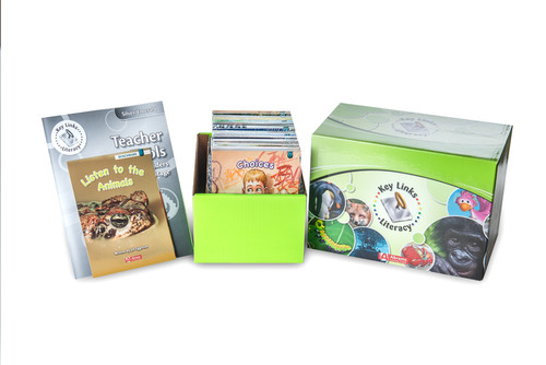 Key Links Literacy Emerald Classroom Set