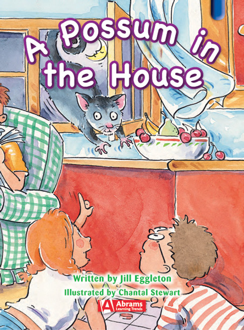 Key Links Literacy Blue a Possum in the House