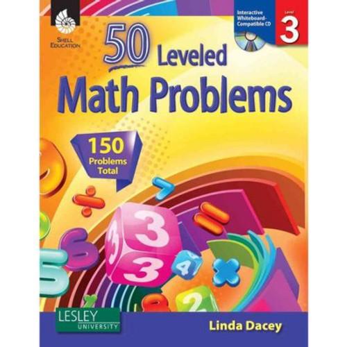 50 Leveled Math Problems, Level 3
